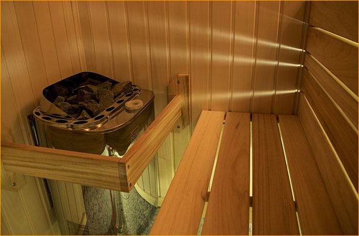 Электрокаменку для сауны своими руками 60